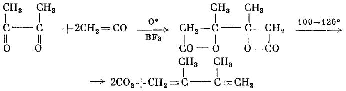 Некоторые физические свойства наиболее известных диенов представлены в табл 1 общие закономерности