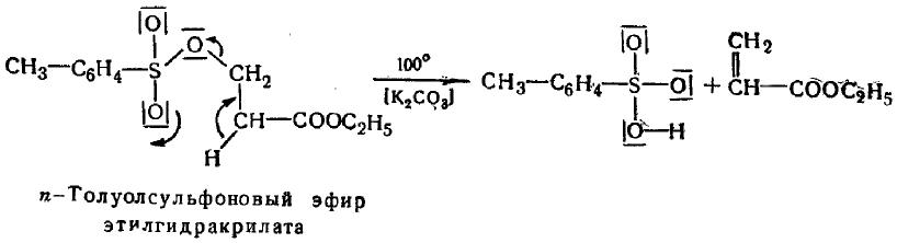 эфиры акриловой кислоты.